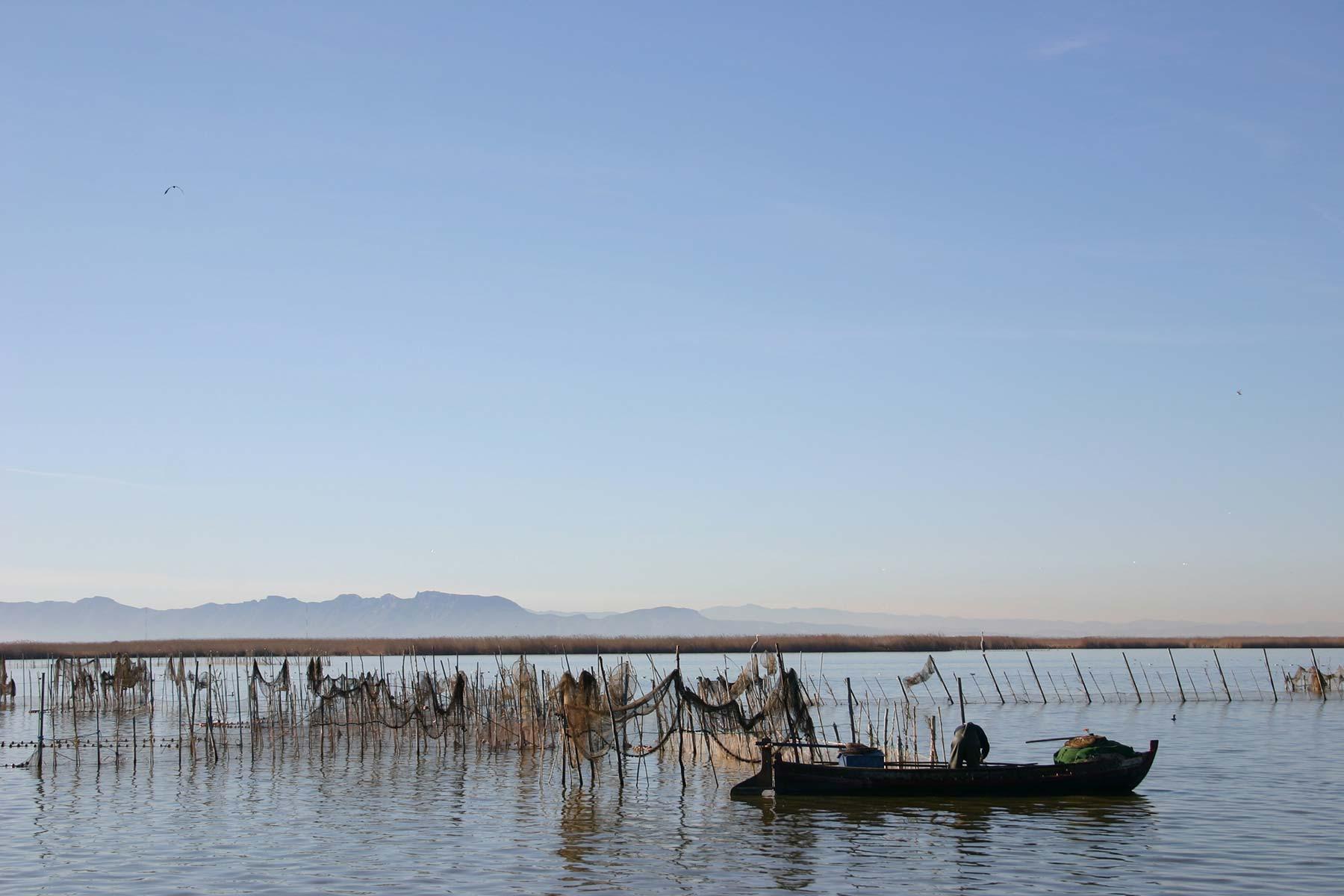 Pesca Albufera Pujol Nou