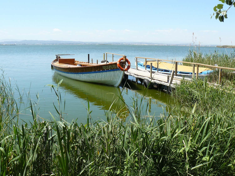 barques passatge albufera